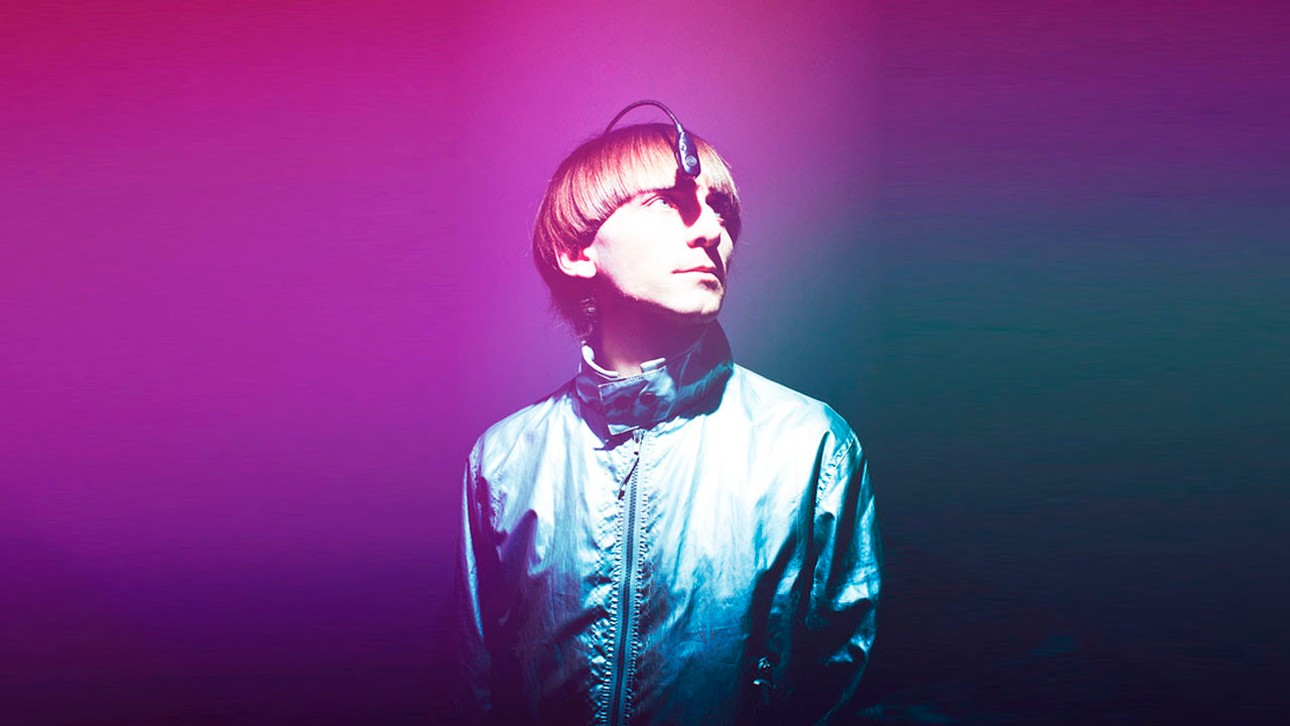TheCreativeNet - Neil Harbisson