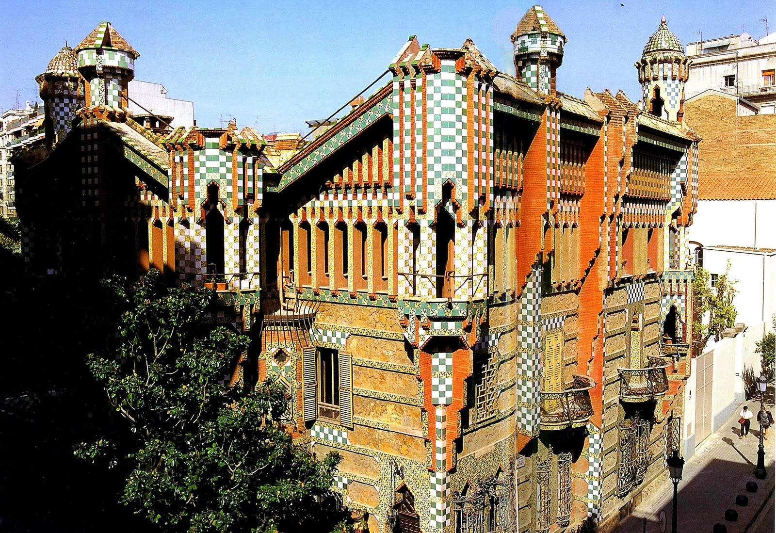 TheCreativeNet Casa Vicens