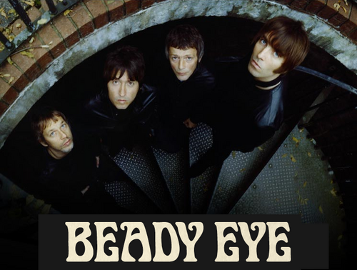 TheCreativeNet - Beady Eye