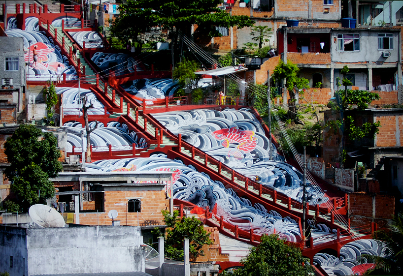 TheCreativeNet - Favelas Project