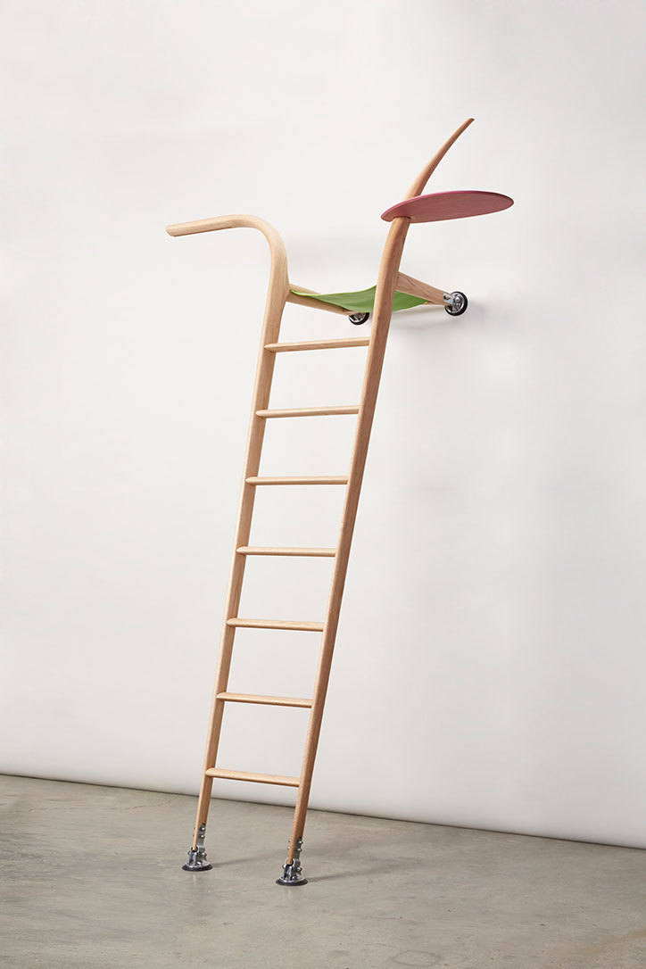 TheCreativeNet - Ab Rogers- The Ladder That Likes the Wall,