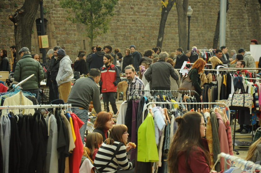 TheCreativeNet - Flea Market, foto del evento