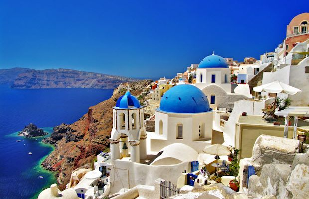 TheCreativeNet - Santorini