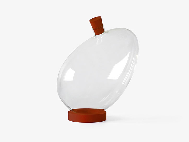 TheCreativeNet - Sebastian Bergne- Egg decanter