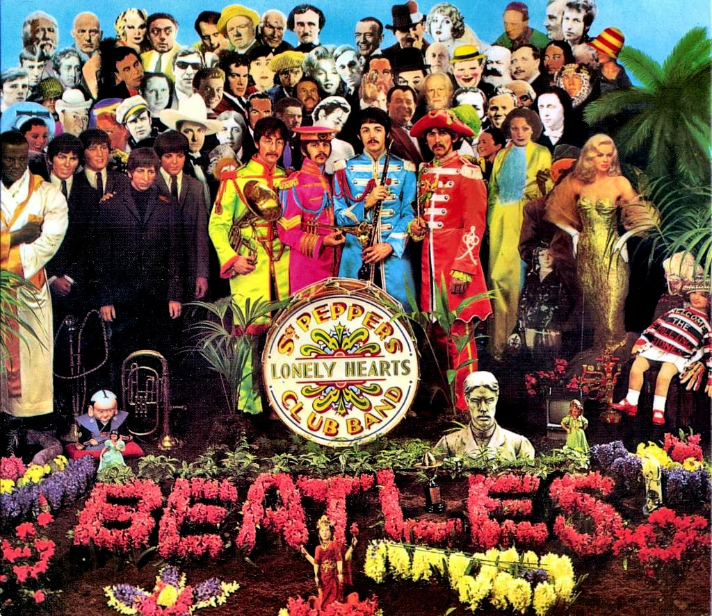TheCreativeNet - sgt pepper's lonely hearts club band