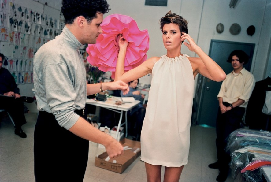 Isaac Mizrahi - photo by Nick Waplington