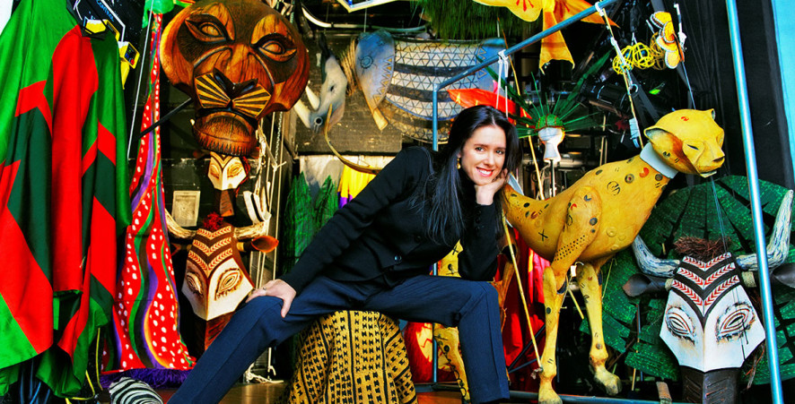 Julie Taymor - Photo by Frank Verosnky