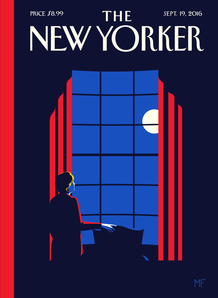 The First - The New Yorker