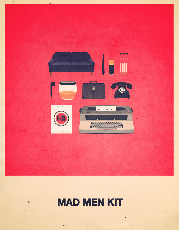 01-Movies-Hipster-Kits-by-Alizée-Lafon-Mad-Men