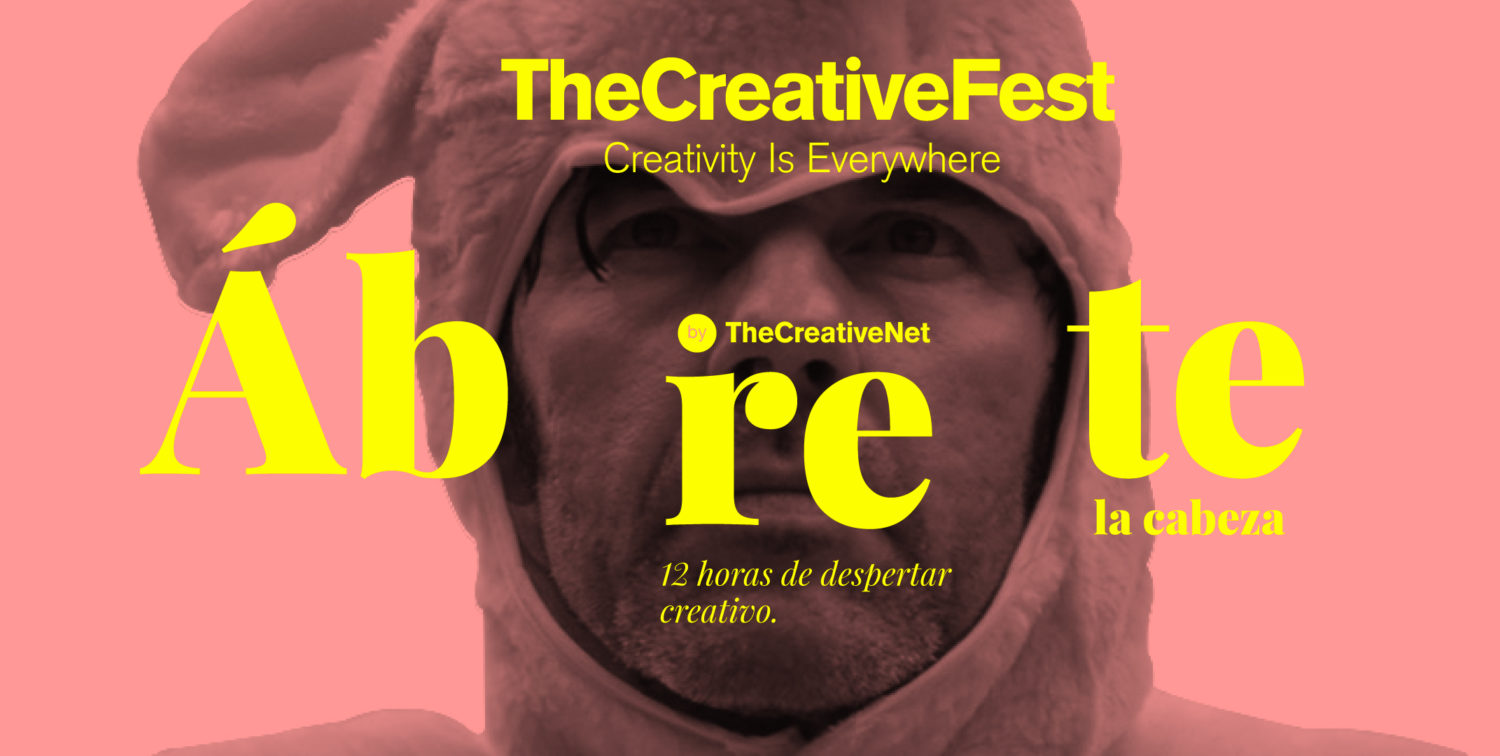 Apúntate a TheCreativeFest